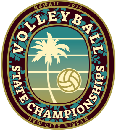 Logo-volleyball