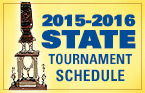 2015-2016 Tournament Schedule
