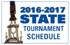 2016-2017 Tournament Schedule